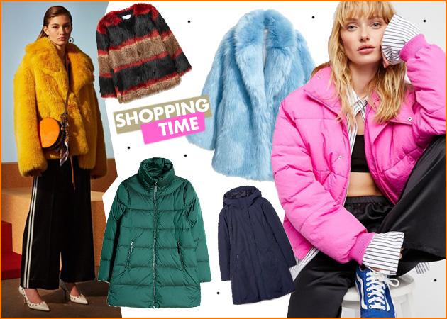 Παρκά, γούνες και puffer jackets: Τα πιο στιλάτα items στη βιτρίνα του Tlife