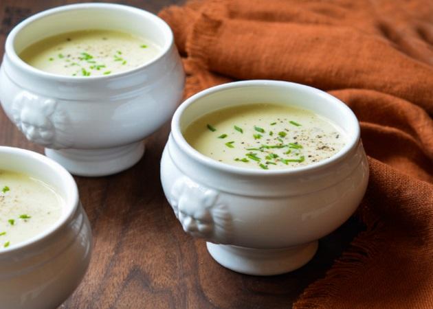 Μια νοστιμότατη βελουτέ σούπα για τις βροχερές μέρες! | tlife.gr
