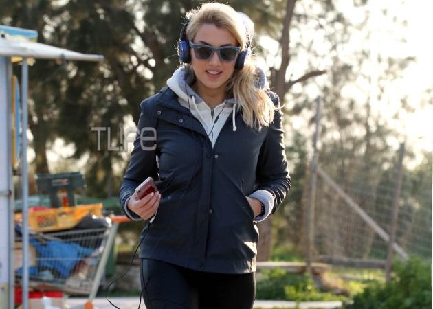 Κωνσταντίνα Σπυροπούλου: Απολαμβάνει την πιο ήρεμη φάση της ζωής της! | tlife.gr