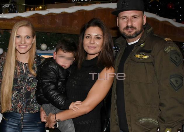 Ειρήνη Κολιδά: Μαζί με τον γιο της και άλλους πρώην παίχτες του Survivor, σε χριστουγεννιάτικο bazaar!   tlife.gr
