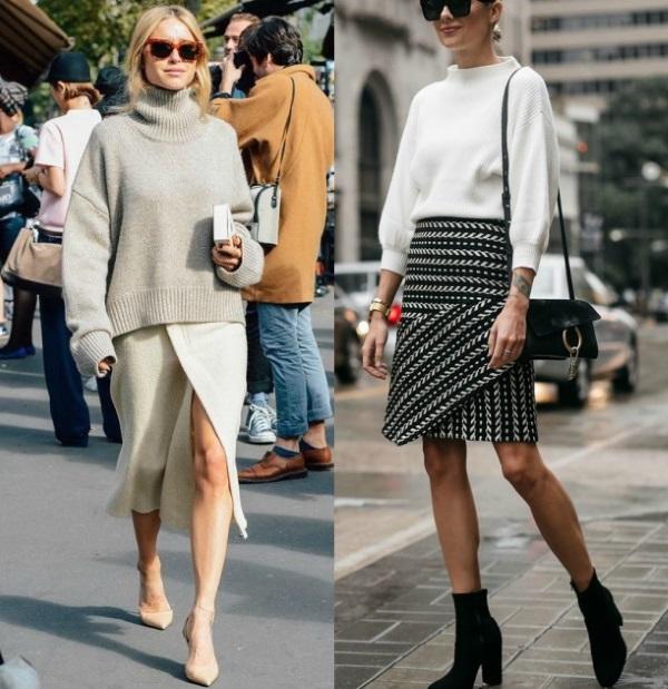 59c8f6b7ed9b Μην διστάσεις να φορέσεις αυτό το τοπ ακόμα και μια κομψή φούστα. Μπορεί να  είναι ακόμα και από σατέν ύφασμα