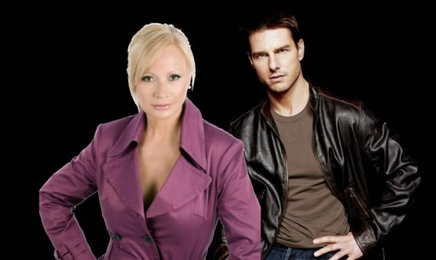 Γιατί επικοινώνησε ο Tom Cruise με την Αγγελική Νικολούλη; | tlife.gr