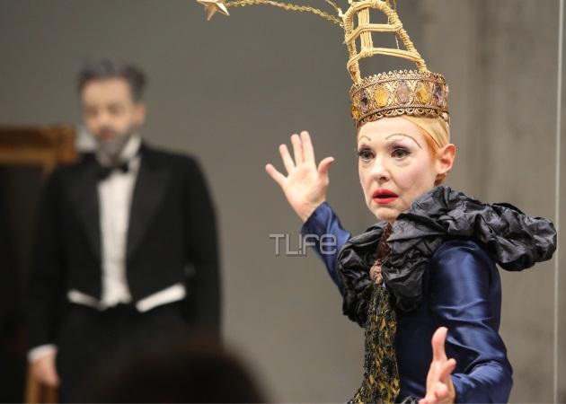 Ναταλία Τσαλίκη: Η απίστευτη μεταμόρφωσή της στη σκηνή! [pics]