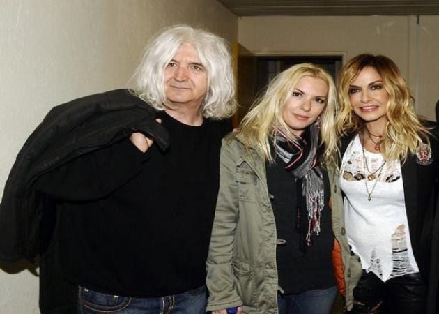 Αννα Βίσση: Για καφεδάκι με τον Νίκο Καρβέλα και την Αννίτα Πάνια! [pic] | tlife.gr