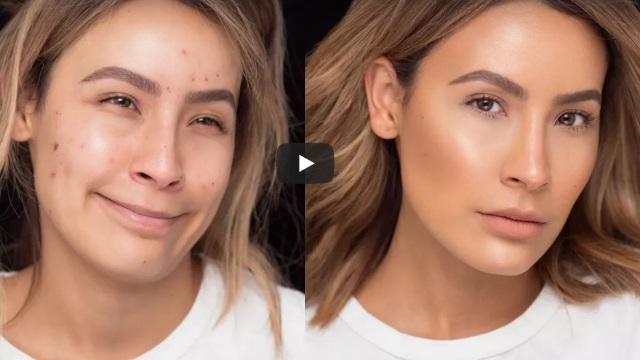 To trick αυτής της makeup artist για να καλύπτει τα σημάδια ακμής είναι ότι πιο έξυπνο έχουμε δει!