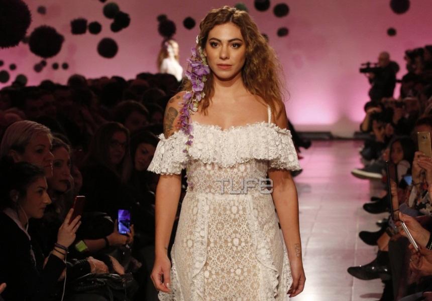 Ευρυδίκη Βαλαβάνη: Η εντυπωσιακή της εμφάνιση ως νύφη και η πόζα με τον Κωνσταντίνο Βασάλο! [pics] | tlife.gr