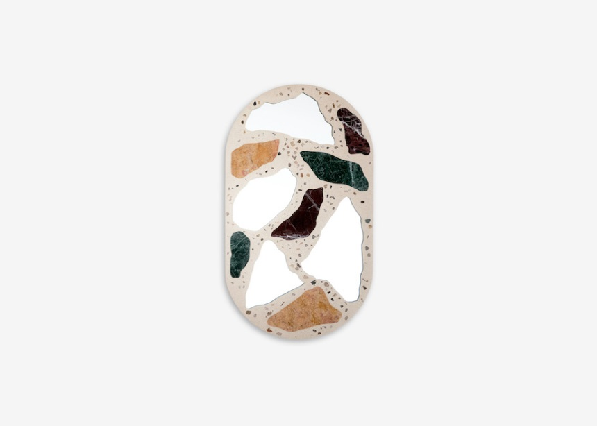 Οι πιο funky και κομψοί καθρέφτες είναι φτιαγμένοι από… μωσαϊκό! | tlife.gr