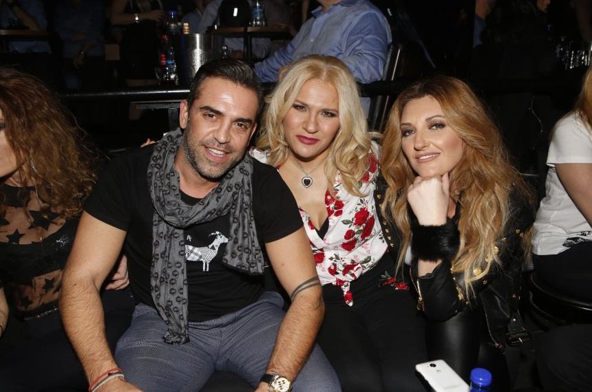Γενέθλια με celebrities για γνωστό pr manager! [pics] | tlife.gr