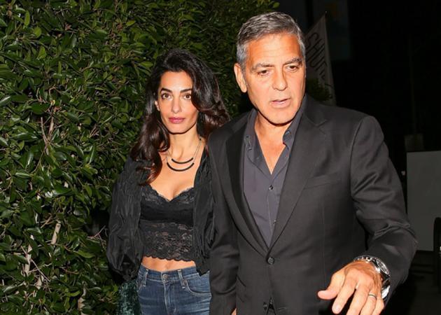 George Clooney: Μιλάει για τις σεξουαλικές παρενοχλήσεις που έχει δεχτεί η Amal Alamuddin | tlife.gr