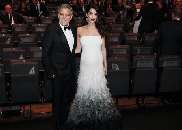 George Clooney: Μιλάει πρώτη φορά για τα δίδυμα και δηλώνει τρομαγμένος!