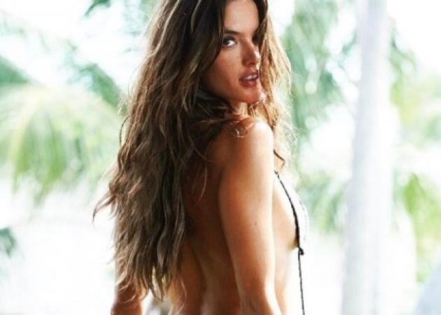"Alessandra Ambrosio: Βάζει ""φωτιά"" στο Instagram με τις σέξι πόζες της! [pics] | tlife.gr"
