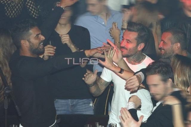 Τα αγόρια του Nomads διασκέδασαν με τις Melisses! | tlife.gr
