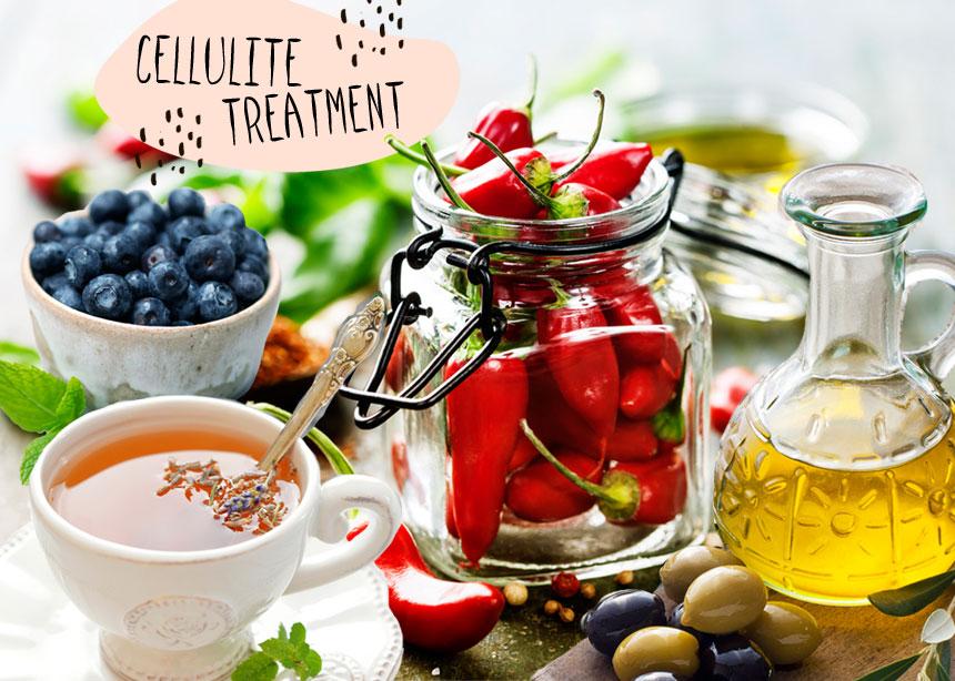 Κυτταρίτιδα: Οι τροφές που θα διαλύσουν την επιμονή της! | tlife.gr