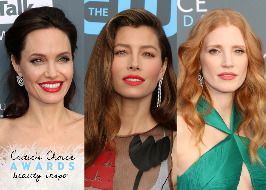 10 εντελώς-διαφορετικά-μεταξύ-τους beauty looks από το Critic's Choice Awards! Θα τα αντιγράψουμε αυτό το Σουκού! | tlife.gr