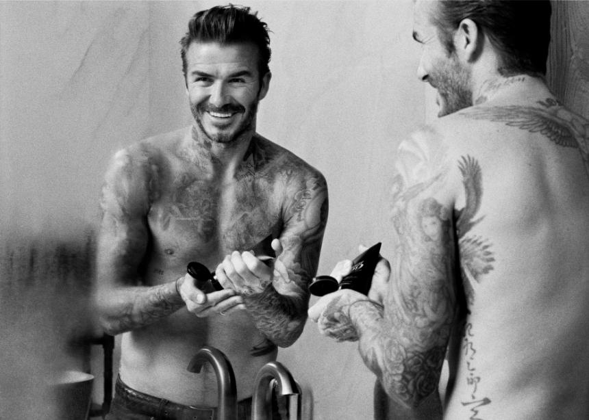 Πότε θα κυκλοφορήσουν τα καλλυντικά του David Beckham στην Ελλάδα και πόσο θα κοστίζουν! | tlife.gr