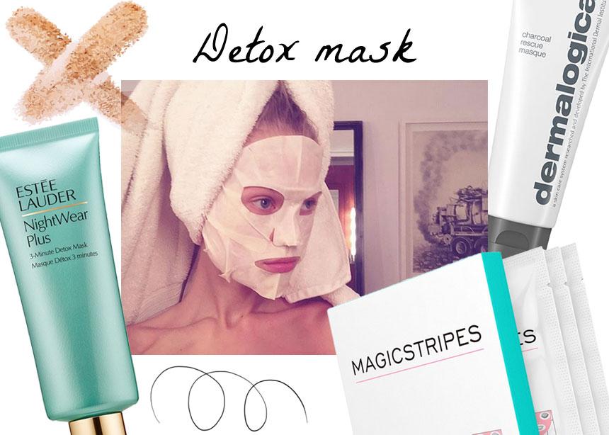 Μάσκες προσώπου για αποτοξίνωση: η no1 αγορά μετά τις γιορτές και ποιες είναι οι καλύτερες! | tlife.gr