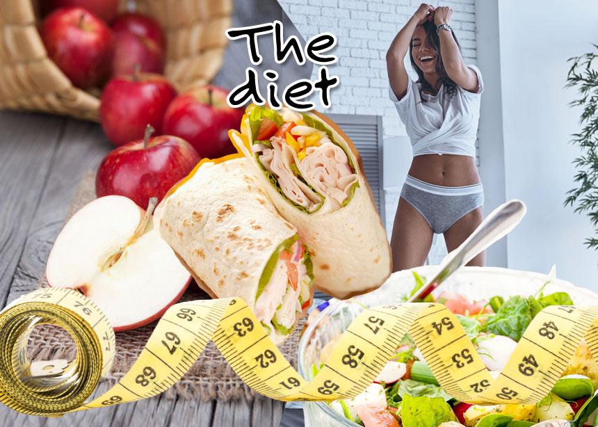 Γρήγορη δίαιτα: Χάσε 8 κιλά σε ένα μήνα