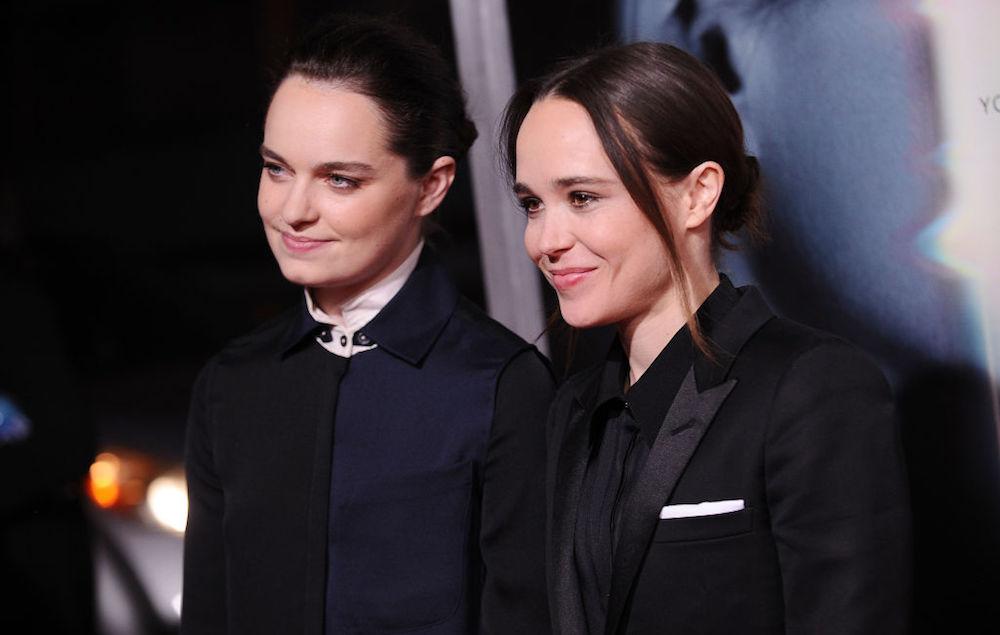Η Ellen Page παντρεύτηκε την σύντροφό της! [pics] | tlife.gr