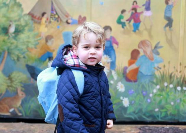 Πρίγκιπας George: Η εμμονή του με τους ήρωες της Disney! | tlife.gr