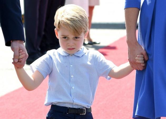"""Ποιος πρίγκιπας George; Ο γιος της Ivanka Trump """"ρίχνει"""" το Instagram με το χορό του! [vid]"""