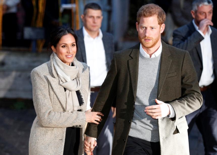 Πρίγκιπας Harry – Meghan Markle: Πανικός με την επίσκεψή τους σε ραδιοφωνικό σταθμό για νέους | tlife.gr