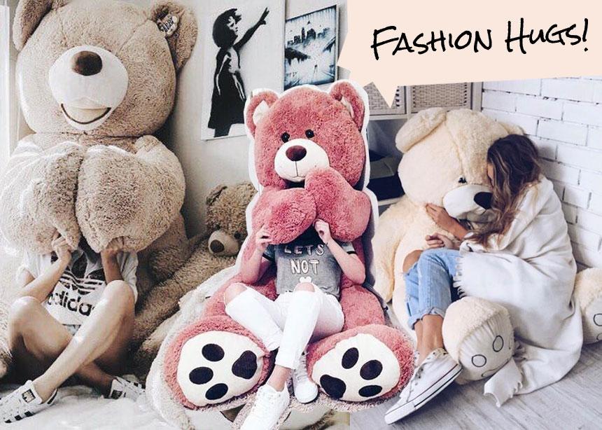 Teddy bear coat: Το πιο «χουχουλιάρικο» παλτό που λατρεύουν οι σταρ. Και εσύ σίγουρα! | tlife.gr