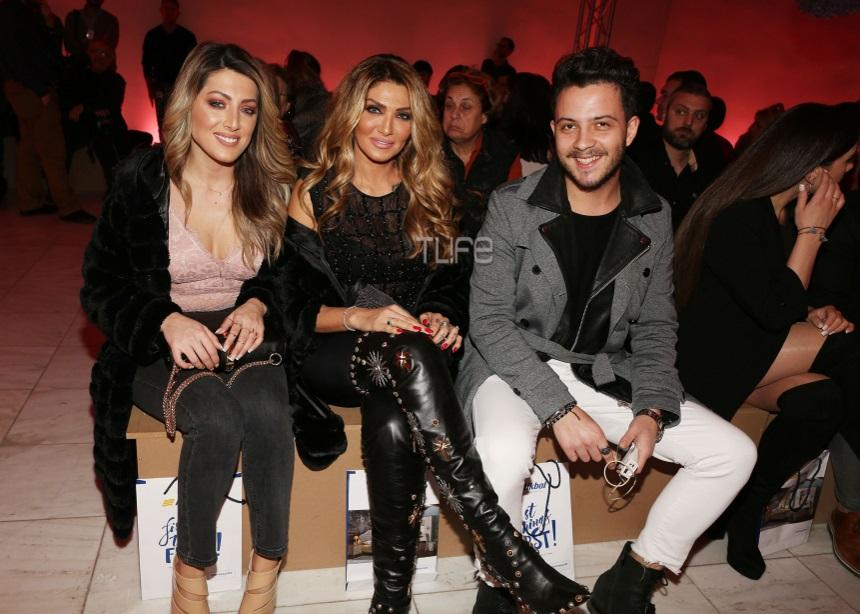 Αγγελική Ηλιάδη: Στην πρώτη σειρά σε fashion show με νυφικά! [pics] | tlife.gr