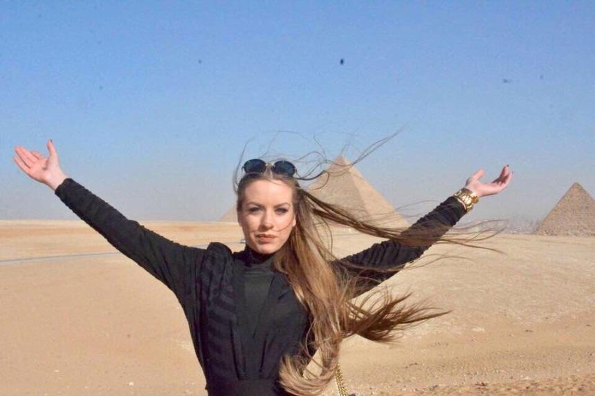 Η Σταρ Ελλάς 2017 έγινε εξώφυλλο σε περιοδικό της Αιγύπτου! [pics] | tlife.gr