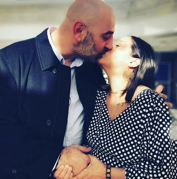 Κατερίνα Τσάβαλου: Ο σύζυγός της ανέβασε την πρώτη φωτογραφία της νεογέννητης κόρης τους! | tlife.gr