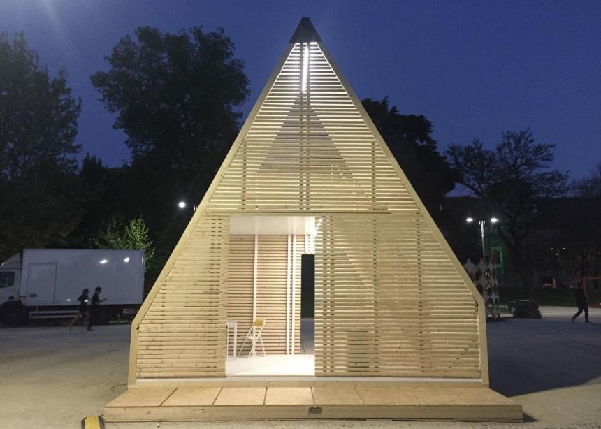 Αυτό το στιλάτο σπίτι μπορείς να το διπλώσεις και να το μεταφέρεις παντού! | tlife.gr