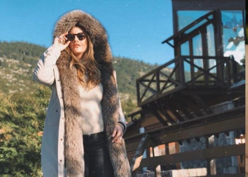 Αθηνά Οικονομάκου: Χειμερινή απόδραση στην Αράχωβα με την παρέα της στον 7ο μήνα της εγκυμοσύνης της! [pics,vids] | tlife.gr