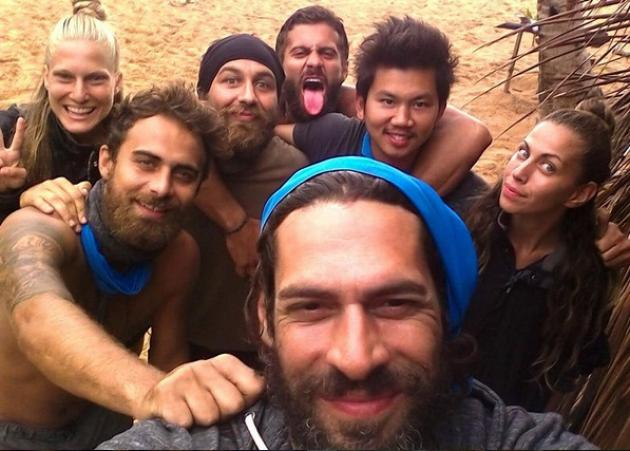 Survivor: O Oρέστης Τσανγκ υποδέχτηκε Nτάνο, Βασάλο, Ιωαννίδη κι έβγαλε selfie μαζί τους! | tlife.gr