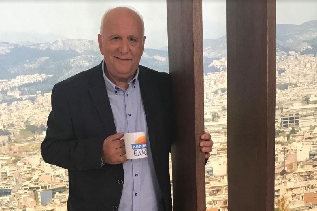 Γιώργος Παπαδάκης: Ναι, θα το κάνει κι αυτό για τον ΑΝΤ1! | tlife.gr