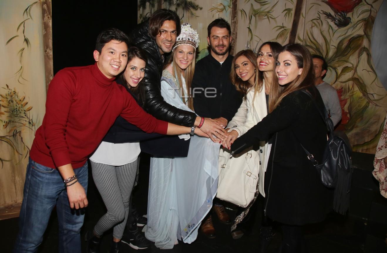 Οι Survivors στην επίσημη πρεμιέρα της Σάρας Εσκενάζυ! [pics,vids] | tlife.gr