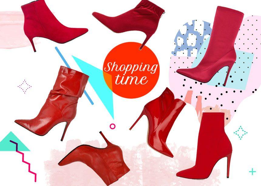 Τα πιο φανταστικά κόκκινα μποτάκια της αγοράς για να αποθεώσεις το στιλ σου   tlife.gr