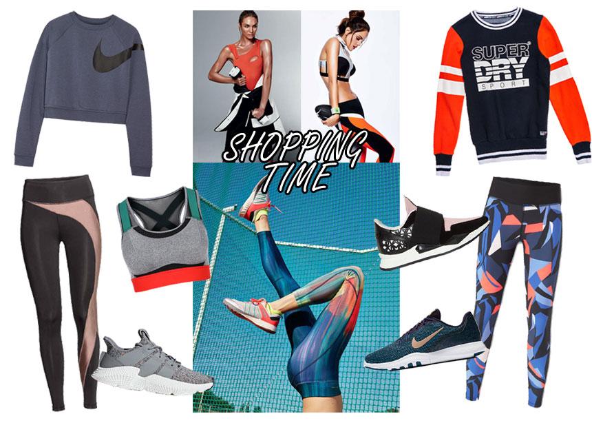 Αθλητικά ρούχα και αξεσουάρ για να είσαι στιλάτη εντός και εκτός γυμναστηρίου | tlife.gr