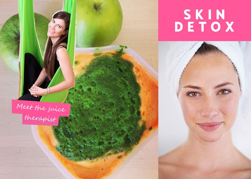 Αποτοξίνωση επιδερμίδας: αποφασίσαμε να κάνουμε skin detox με χυμούς. | tlife.gr
