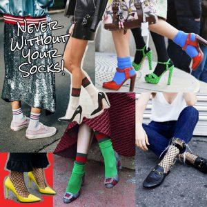 Ποτέ χωρίς τις κάλτσες σου… Ναι; Το trend στο οποίο δεν γίνεται να αντισταθούμε