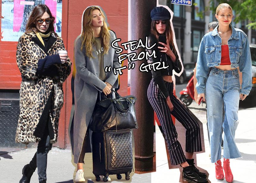 Τα fashion items που ζηλέψαμε από τα «it» girls και θα τα θέλεις σίγουρα κι εσύ! | tlife.gr