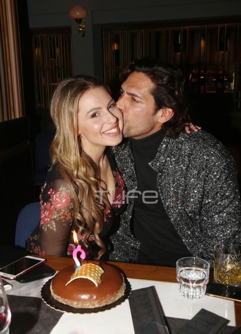 Η Ιρένε Τροστ γιόρτασε τα γενέθλιά της συντροφιά με τον Γιάννη Σπαλιάρα! [pics] | tlife.gr