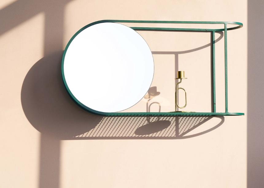 Ένας καθρέφτης δεν είναι ποτέ αρκετός και το σύγχρονο design το γνωρίζει καλά! | tlife.gr