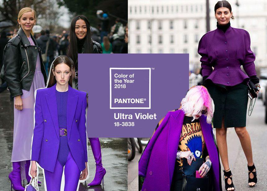 f97312d798 Μοβ  Το χρώμα που πρέπει οπωσδήποτε να προσθέσεις στα ρούχα σου - TLIFE