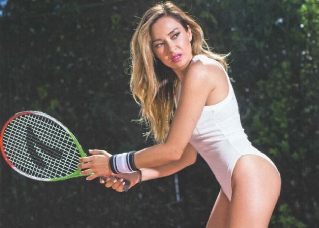 Αποστολία Ζώη: Η σέξι φωτογράφισή της πριν φύγει για το Nomads! | tlife.gr