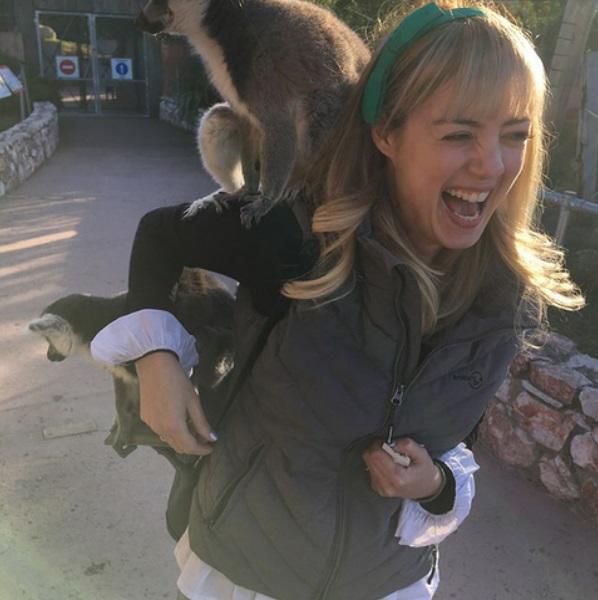 Άντα Λιβιτσάνου: Το τρυφερό φιλί στον σύζυγό της και οι στόχοι που μας παροτρύνει να βάλουμε το 2018! | tlife.gr