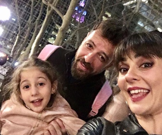 Aγγελική Δαλιάνη: Η κόρη της της έκανε την πιο όμορφη έκπληξη! [pic] | tlife.gr