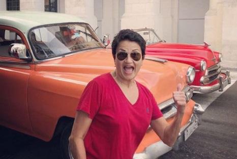 Άλκηστις Πρωτοψάλτη: Το υπέροχο ταξίδι της στην Κούβα! [pics,vid]   tlife.gr
