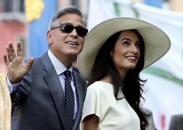 "George Clooney: ""Ξαφνικά ήρθαν στη ζωή μου αυτά τα δύο ζιζάνια που με κάνουν να γελάω κάθε μέρα"""