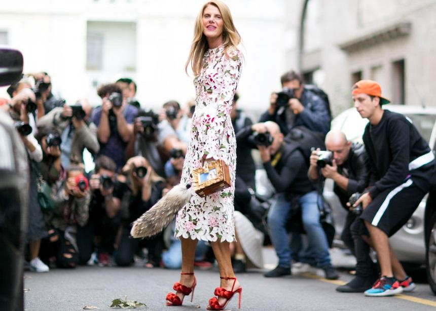 Τρέξε να προλάβεις! Η Anna Dello Russo βγάζει σε δημοπρασία τα ρούχα της | tlife.gr
