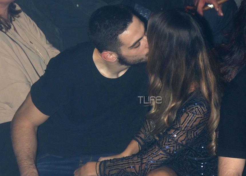 Άννα Πρέλεβιτς: Καυτά φιλιά σε βραδινή έξοδο με τον σύντροφό της [pics] | tlife.gr