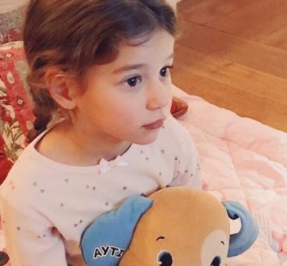 Κάτια Ζυγούλη – Σάκης Ρουβάς: Γιόρτασαν τα 5α γενέθλια της κόρης τους Αριάδνης![pics] | tlife.gr